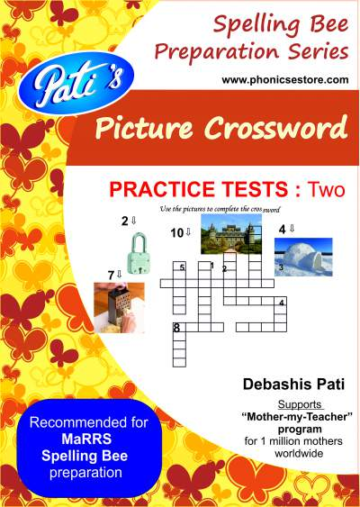 marrs spellbee picture crossword practice questions